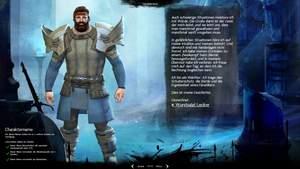 Guild Wars 2 : Wurstsalat ist schon vergeben? Kein Problem: Guild Wars 2 erlaubt bei der Charaktererschaffung einen Nachnamen.
