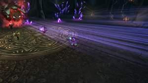 World of Warcraft: Eiskronenzitadelle - Teil 1 : Ein gefährlicher Strahl, wie ihn einst nur der Naturgott C'Thun in Ahn'Qiraij in seinem Repertoire hatte.