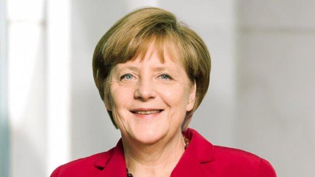 Angela Merkel eröffnet Gamescom in Köln