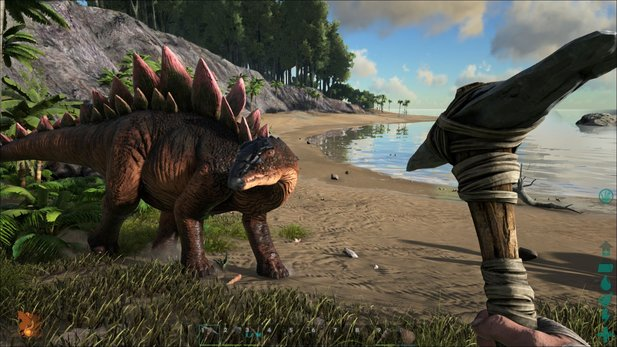 Ark: Survival Evolved - Der Reiz am Dino-Survival im Video erklärt