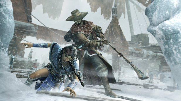Assassin's Creed 3 - Multiplayer-Modus