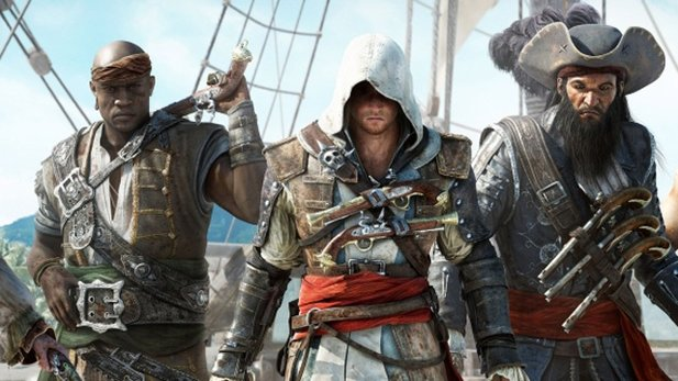 Assassin's Creed 4: Black Flag - Ingame-Trailer: Das Piratenleben auf hoher See