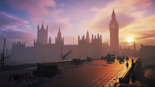 Assassin's Creed Syndicate - Schauplätze von London im Trailer