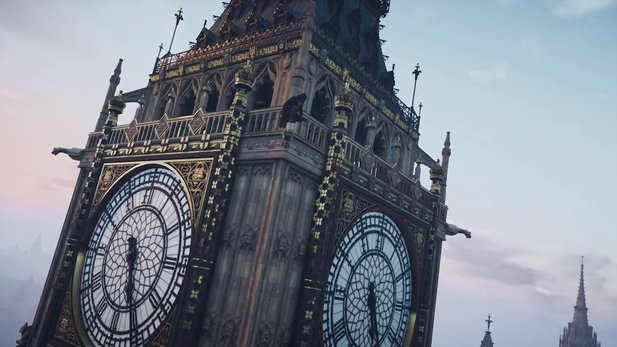 Assassin's Creed Syndicate - Nvidia GameWorks Trailer