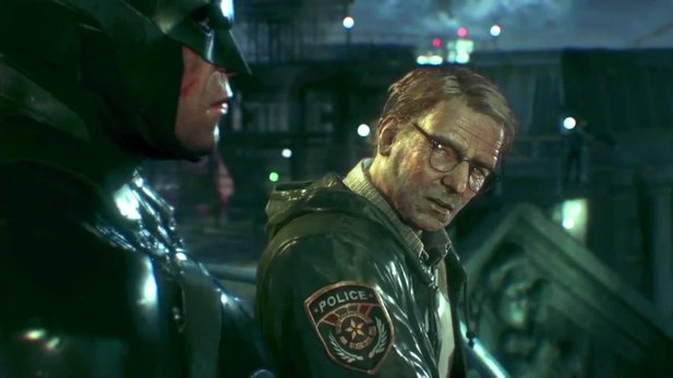 Batman: Arkham Knight - Gameplay-Trailer »Officer Down«