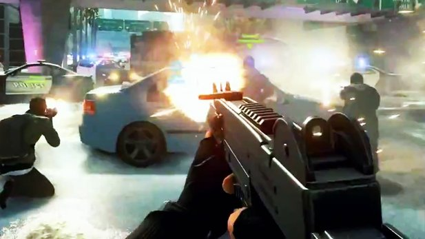 Multiplayer-Video von Battlefield Hardline