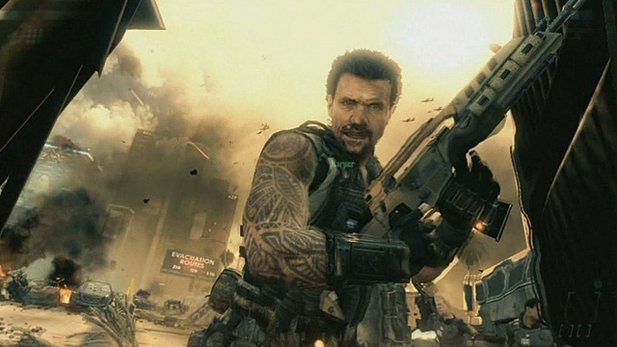 Gameplay-Video zu CoD: Black Ops 2