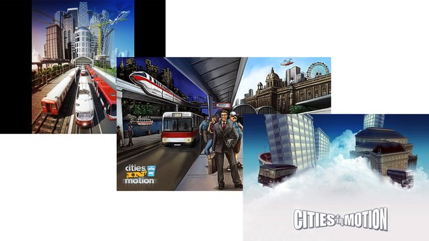 Cities in Motion Wallpaper :
