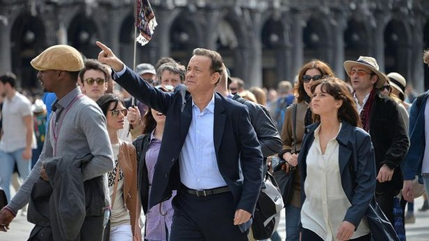 Dan Browns Inferno - Neuer deutscher Trailer mit Tom Hanks und Felicity Jones