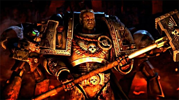 Warhammer 40.000: DoW 2 - Retribution - Test-Video