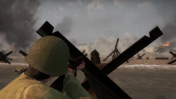 Day of Infamy - Gameplay-Trailer zeigt Normandie-Level