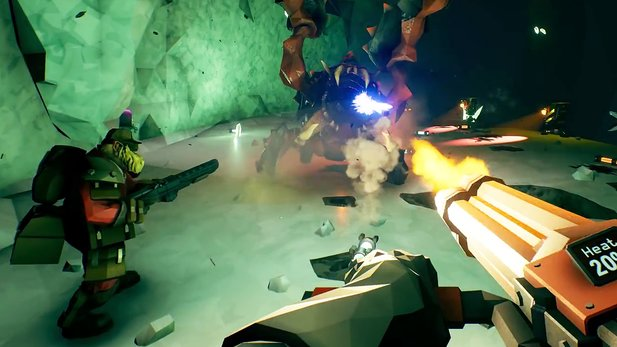 Deep Rock Galactic - Trailer: Koop-Shooter kommt im Early-Access sofort gut an