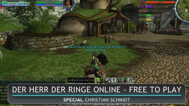 Free2Play-Video-Special für HdR: Online