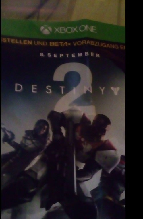 Xbox One-Beta zu Destiny 2