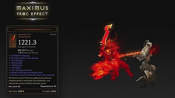 Legendary-Video von Diablo 3