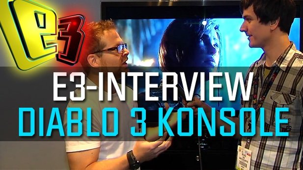 Diablo 3 - E3-Interview zur Konsolenversion