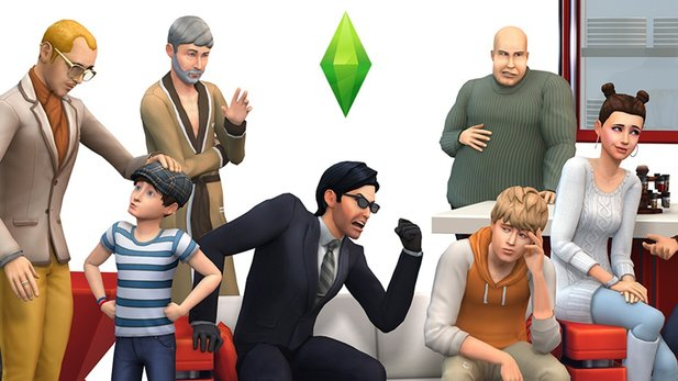 Die Sims 4 - Angespielt-Check: Bau-Modus, Interaktion & Emotion der Sims