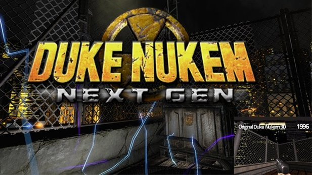 Duke Nukem Next Gen - Level-Remake mit Unreal Engine 3