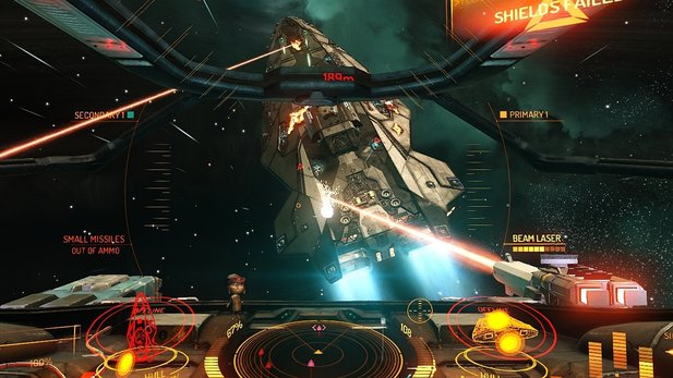 Elite: Dangerous - Vorschau-Video aus der Alpha-Version