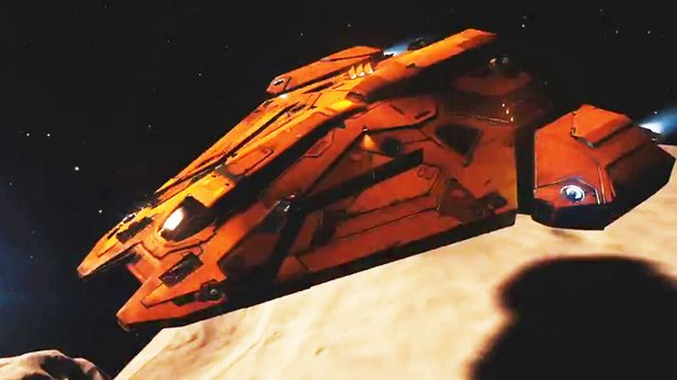 Elite: Dangerous - Ingame-Trailer: Start der Beta-Phase