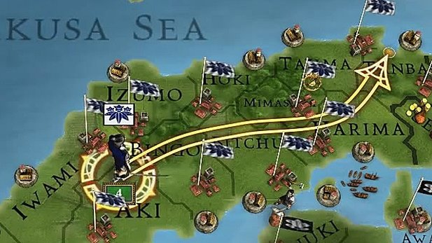 Gameplay-Trailer zu Europa Universalis 3