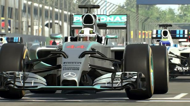 F1 2015 - Feature-Trailer