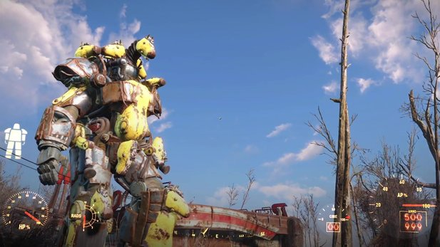 Fallout 4 - Launch-Trailer zum Modding-Tool »Creation Kit«