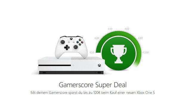 Die aktuelle Gamerscore Aktion findet in Kooperation mit Amazon statt.