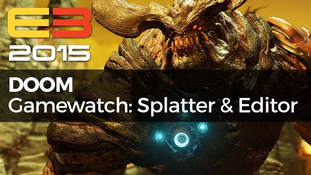 Gamewatch - Doom - Video-Analyse: Ultra-Splatter & User-Levels