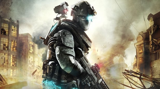 Ghost Recon: Future Soldier - Test-Video