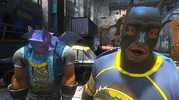 Beta-Trailer zu Gotham City Impostors