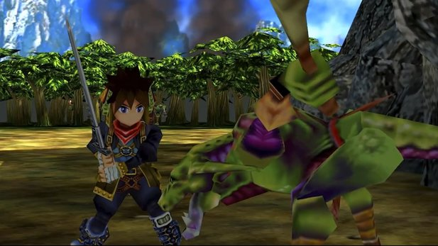 Grandia 2: Anniversary Edition - Trailer zum Re-Release des Japan-RPG-Klassikers