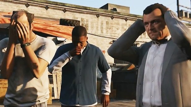 Trailer #2 von Grand Theft Auto 5