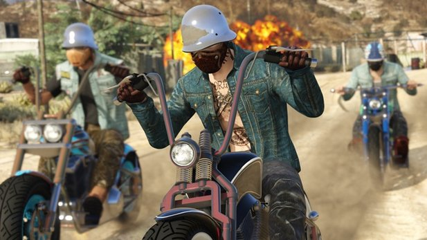 GTA Online - Launch-Trailer zum Bikers-DLC