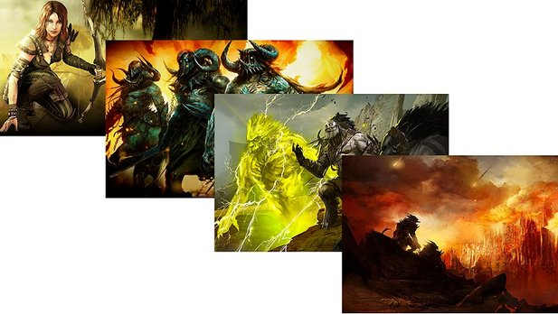 Guild Wars 2 Wallpaper :