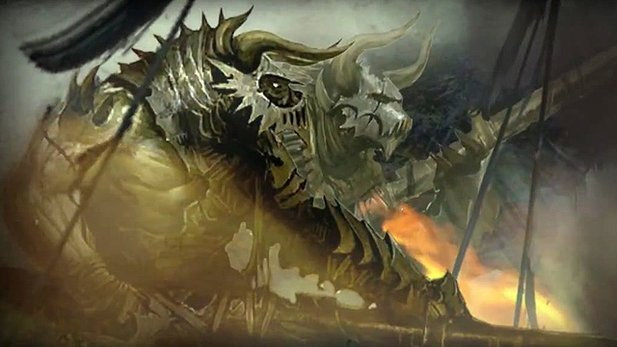 Charr-Video von Guild Wars 2
