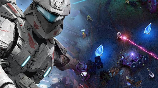 Halo: Spartan Assault - Test-Video zum Mobile- / Windows 8-Halo