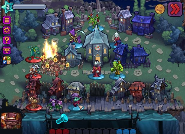 2K Games arbeitet an dem Free2Play-Spiel Haunted Hollow.