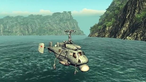Heliborne - Trailer zum Early-Access-Release