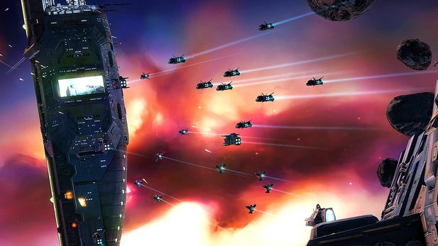 Homeworld Remastered - Test-Video: Schöne, neue Heimatwelt