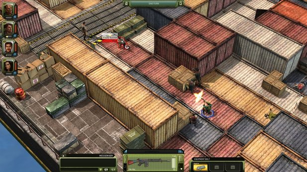 Wir verlosen Beta-Keys zu Jagged Alliance Online.