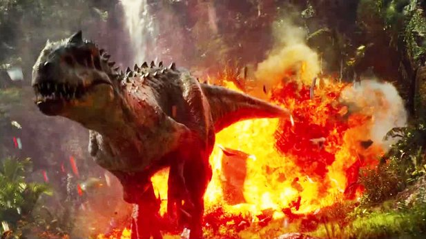 Jurassic World - Langer Trailer zum Dino-Actionfilm