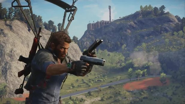 Just Cause 3 - Gameplay-Trailer stellt alle Features vor