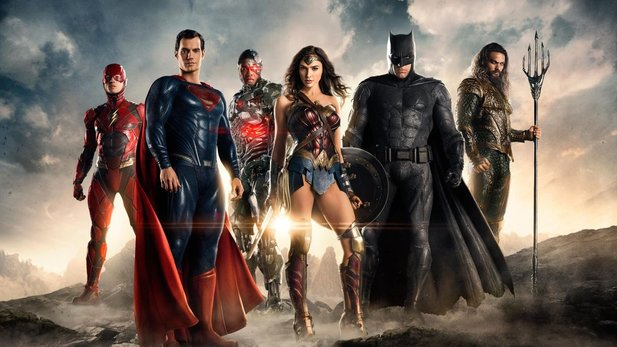 Justice League - Comic-Con-Trailer mit Superman, Batman und Wonder Woman