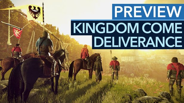 Kingdom Come: Deliverance - Beta-Preview: Das Open-World-Rollenspiel zeigt sein Potenzial