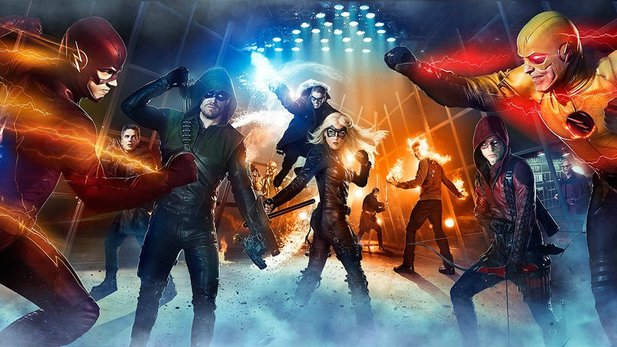 Der US-Sender The CW zeigt ab 2016 seine neue DC-Serie Legends of Tomorrow.