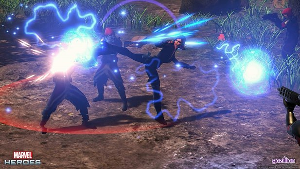 Marvel Heroes soll laut den Entwicklern 100% Free2Play sein.