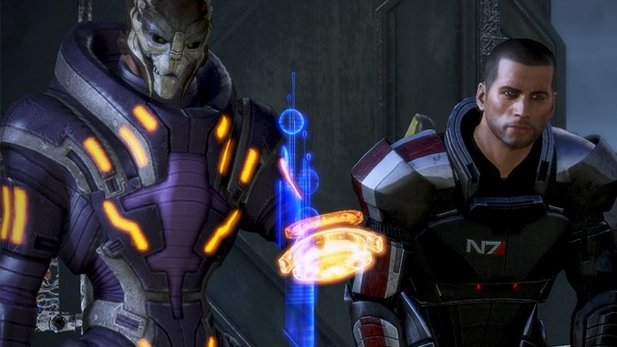 Video zur Leaked-Beta von Mass Effect 3