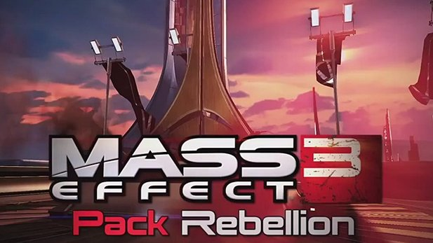 Mass Effect 3 - Trailer zum »Rebellion«-DLC