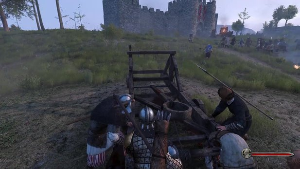 Mount & Blade 2: Bannerlord - Gameplay-Trailer zeigt Belagerungswaffen in Aktion
